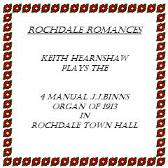 cover scan of Rochdale Romances CD